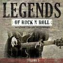 Legends of Rock n' Roll, Vol. 3 [Original Classic Recordings]