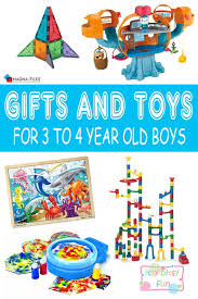 Best Gifts For 3 Year Old Boys. Lots of Ideas for 3rd Birthday, Christmas Boys in 2017 - Itsy Bitsy Fun