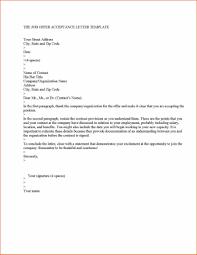 letter of job acceptance acceptance letter template job new example letter job acceptance new