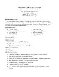 Undergraduate College Resume Template 10 Undergraduate College Resume Examples Cover Letter