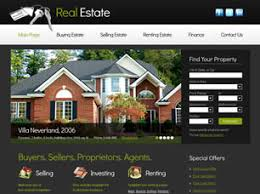 Free Real Estate Website Templates 30 Free Css