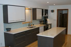 How To Install Kitchen Tile Backsplash How To Install Glass Subway Tile Kitchen Backsplash