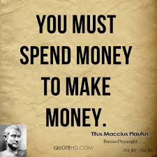 Make Money Quotes And Sayings