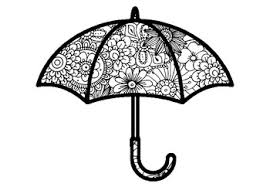 You can use our amazing online tool to color and edit the following umbrella coloring pages. Umbrella Coloring Pages Spring Summer Fall Art Activity Spring Art Sub Plan