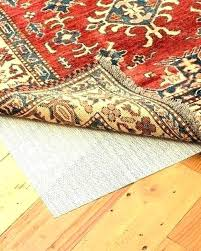 non slip rug pad pads for hardwood floors skid mat anti area
