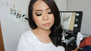 easy vine natural makeup look inspired by lana del ray for daily makeup tutorial with makeup revolution flawless matte eyeshadow palette