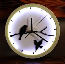 Small Picture Chic Cool Wall Clock 150 Modern Kitchen Wall Clocks Australia All