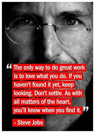Steve Jobs Quotes On Life Unique Steve Jobs Quote About Work University Success Standford Speech