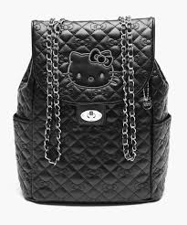 334 best Hello Kitty Purses... images on Pinterest | Baby cats ... & So chic... mini quilted backpack featuring #HelloKitty and chain straps Adamdwight.com