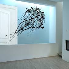large sea life wall art