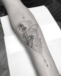 William Marin Thin Minimalistic Tattoo Blackwork Tattoo идеи