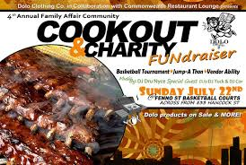 cookout fundraiser flyers cookout flyer blog dolo clothing company