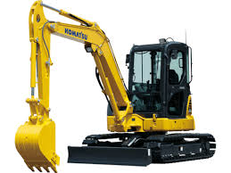 Excavator Classification Chart Excavators Komatsu America Komatsu America Corp