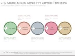 Crm Concept Strategy Sample Ppt Examples Professional Powerpoint