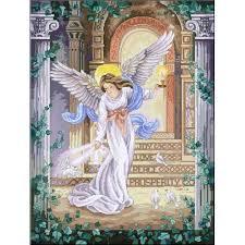 <b>Набор для вышивания крестом</b> Classic Design 4433 Ангел ...