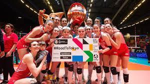 ได้ครบแล้ว 24 ทีม วอลเลย์บอลหญิง-ชาย ลุยศึกโอลิมปิก 2020 ที่ญี่ปุ่น