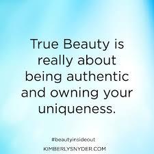 Famous Quotes About Uniqueness