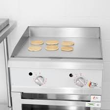 gas countertop griddle with thermostatic controls image preview