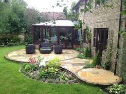 garden patio designs innovation design ideas small brick yard patterns uk