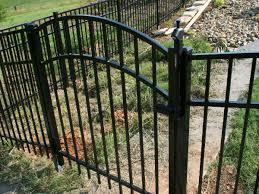 Modern Decorative Corten Steel Metal Fencing Entrance Gates For Gates For Backyard