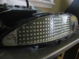 Trans Am Led Lights Led Trans Am Tail Lights Ls1tech Camaro And