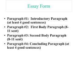 teaching jane schaffer s multiparagraph essay ppt video online  4 essay