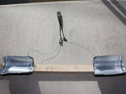 rv ideas diy rv tv antenna from a soda can and a piece of wood as you can see from the photos this diy rv tv antenna is straight forward