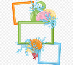 Creative Background Frame Png Download 609 800 Free Transparent Birthday Png Download Cleanpng Kisspng