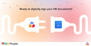 Ready To Digitally Sign Your Hr Documents Introducing The