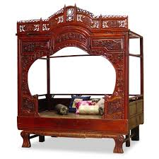chinese bedroom furniture. Antique Shang-Yu Bed - Asian Beds China Furniture And Arts Chinese Bedroom H