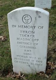 RM3 Byron Tucker Masincupp (1922-1944) - Find A Grave Memorial