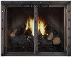 fireplace door cover images doors design modern rh abrash org fireplace cover glass doors