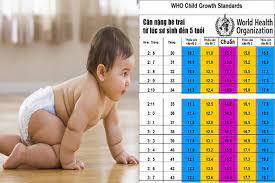 Trẻ em 7 tháng tuổi cao bao nhiêu thì mới chuẩn và những lưu ý khi chăm sóc  trẻ 7 tháng