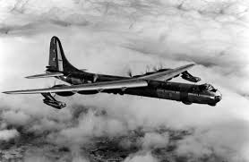 Daydream Notes: The Convair B-36 Peacemaker