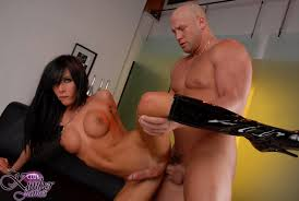 Kimber james black boots fuck
