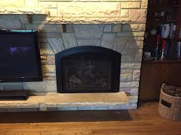 full size of how to install a wood burning fireplace in an existing home gas cost