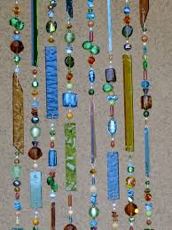 karen s suncatchers corner how to make wind chimes for use with your stained glass suncatchers