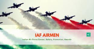 Career As Iaf Airmen Join Indian Air Force