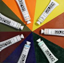 Introducing New Golden Heavy Body Light Value Colors Just