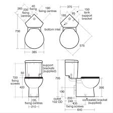 Inspiring Toilet Sizes Dimensions Uk Photos Best Inspiration