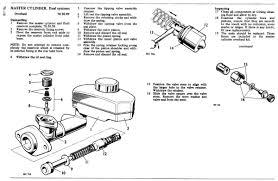 Lwb Brake Master Cylinder Expert Help Please Series