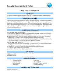 resume examples for banking jobs gopitch co resume examples for banking jobs
