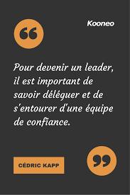 Citations Pour Devenir Un Leader Il Est Important De Savoir