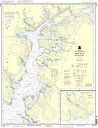 Southeast Alaska Nautical Charts Noaa Nautical Chart 17422 Behm Canal Western Part Yes Bay