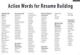 Strong action verbs for resumes photoshot Strong Action Verbs For Resumes  Astounding Good Resume Cover Letter