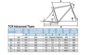 Litespeed Size Chart Litespeed Ghisallo Sizing Choice Help Bike Forums
