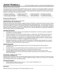 Sample Resume For Entry Level Staff Accountant New Staff Accountant