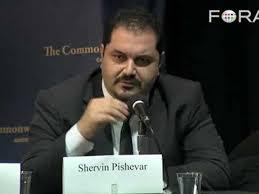 Resultado de imagem para fotos ou imagens de Shervin Pishevar
