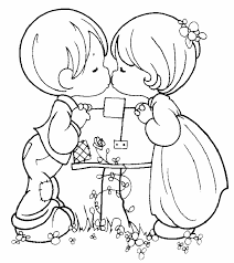 Small Picture Love coloring pages cute couple ColoringStar