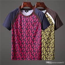 Crazy Shirts Size Chart 2019 Summer New Short Sleeved T Shirt Hip Hop Mens Fashion Luxury Brand Round Neck Large Size Mens Shirt T Shirt M Xxxl T 17